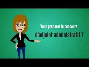 3a151282dd2 Préparation concours Adjoint administratif territorial principal de ...