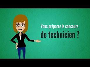 a9a7816fa3b Préparation concours Technicien territorial principal de 2e classe ...